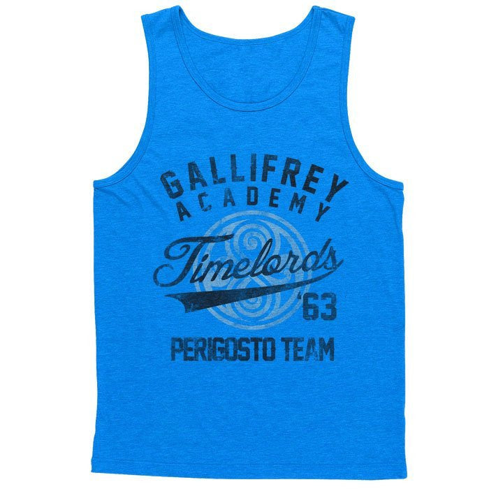 Gallifrey Academy - Men's Tank Top