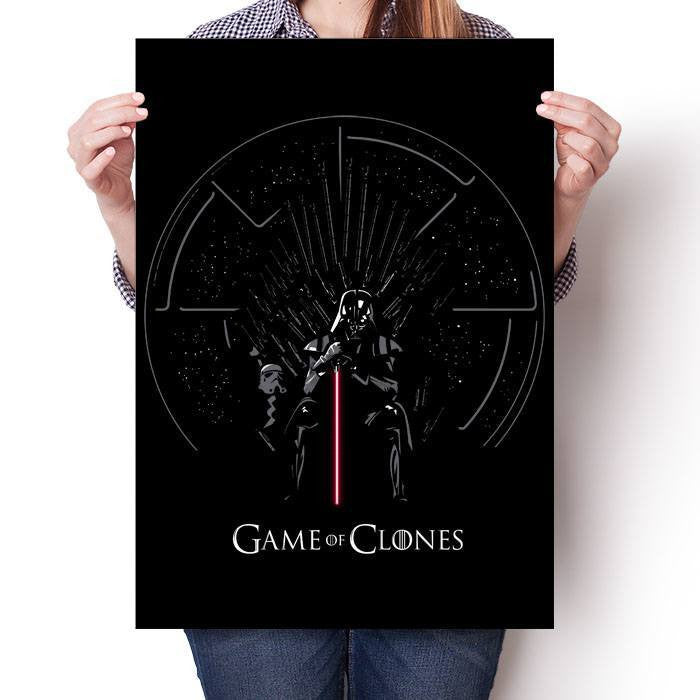 Game of Clones - Poster