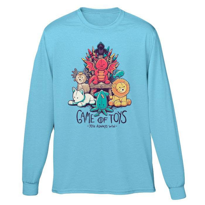 Game of Toys - Long Sleeve T-Shirt (Unisex)