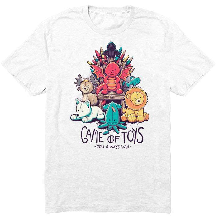 Game of Toys - Infant/Toddler T-Shirt