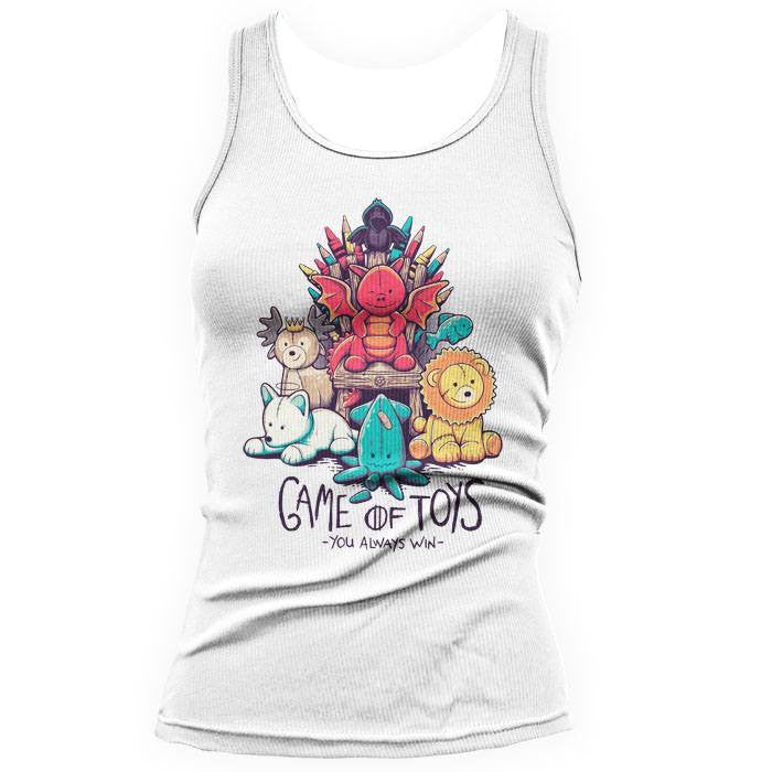 Game of Toys - Women's Tank Top