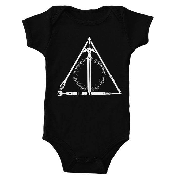 Geeky Hallows - Onesie