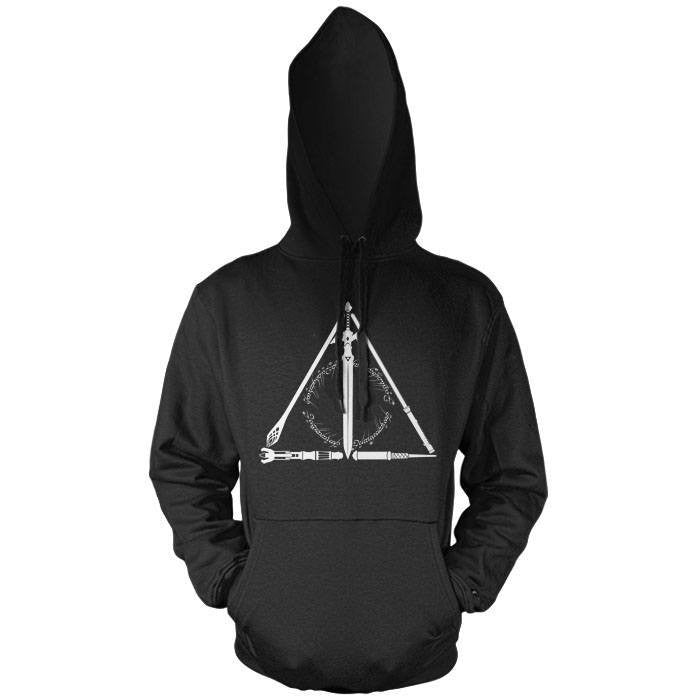 Geeky Hallows - Pullover Hoodie