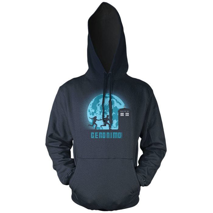 Geronimo - Pullover Hoodie