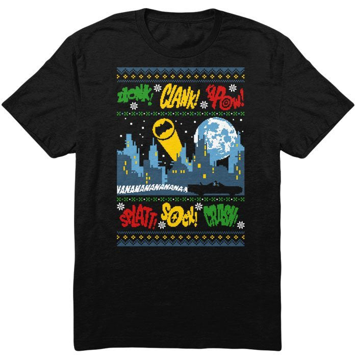 Gotham Christmas - Men's T-Shirt
