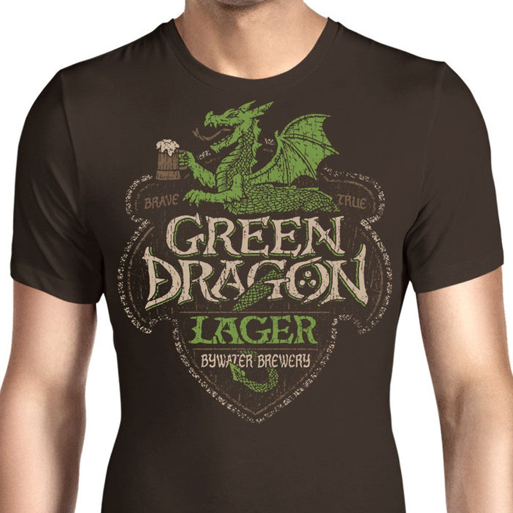 Green Dragon Lager - Men's Apparel