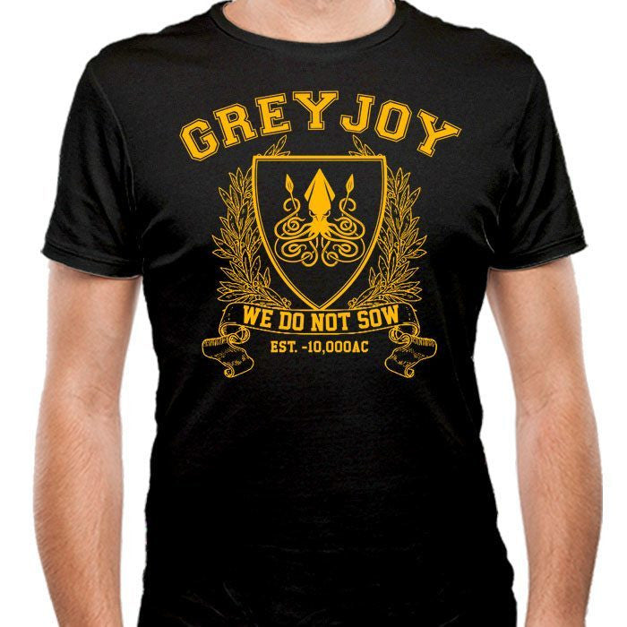 Greyjoy University - Men's Fitted T-Shirt