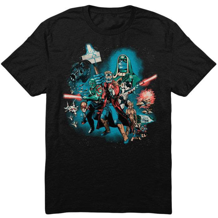Guardians Far Away - Men's T-Shirt