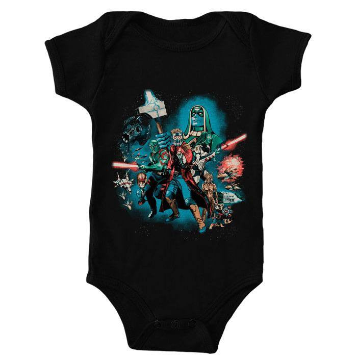 Guardians Far Away - Onesie