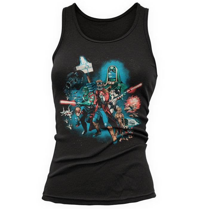 Guardians Far Away - Women's Tank Top