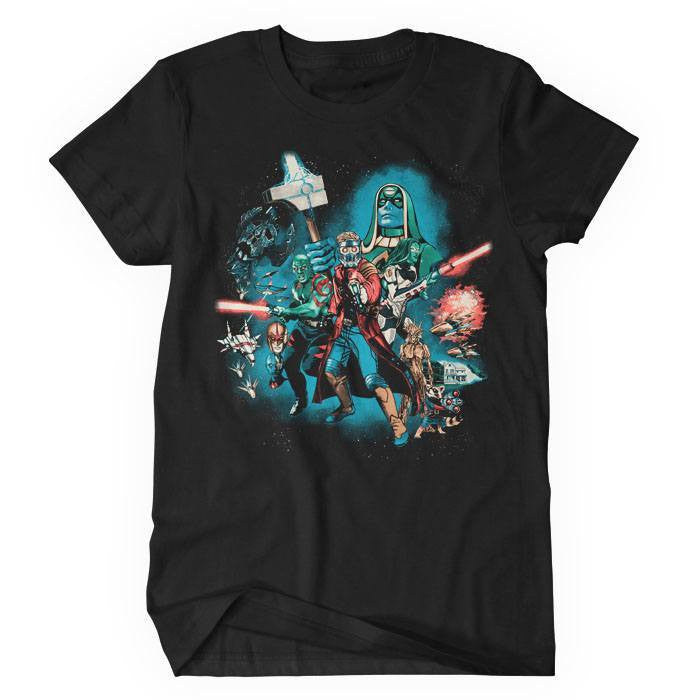 Guardians Far Away - Women's T-Shirt