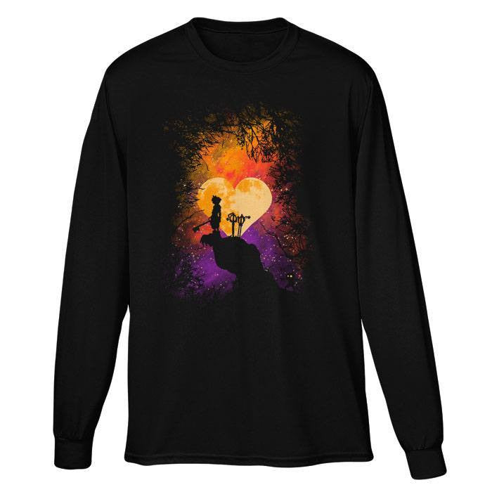 Heart of Gold - Long Sleeve T-Shirt (Unisex)
