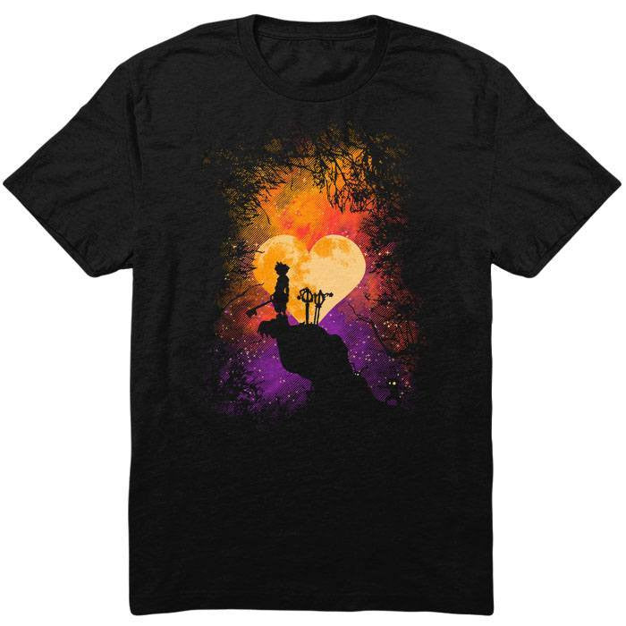 Heart of Gold - Men's T-Shirt