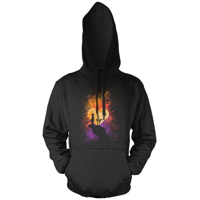 Heart of Gold - Pullover Hoodie