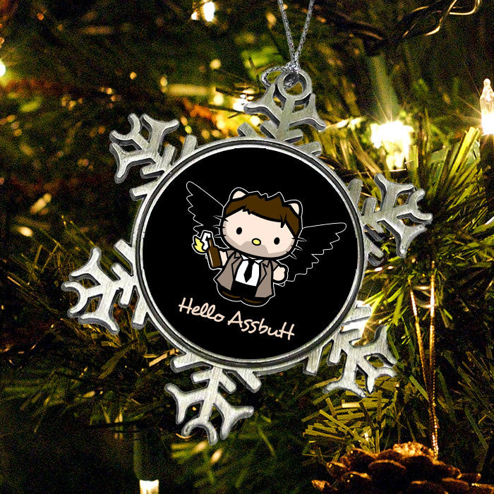Hello Assbutt - Ornament