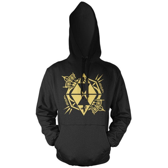 Heroes of Two Worlds - Pullover Hoodie