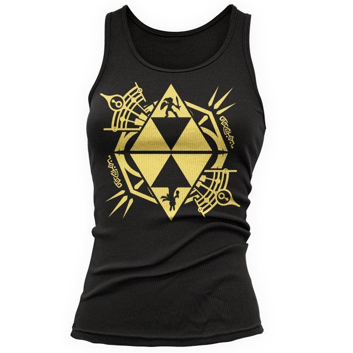 Heroes of Two Worlds - Women's Tank Top