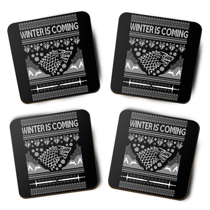 Holidays are Coming - Coasters