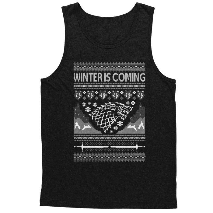 Holidays are Coming - Men's Tank Top