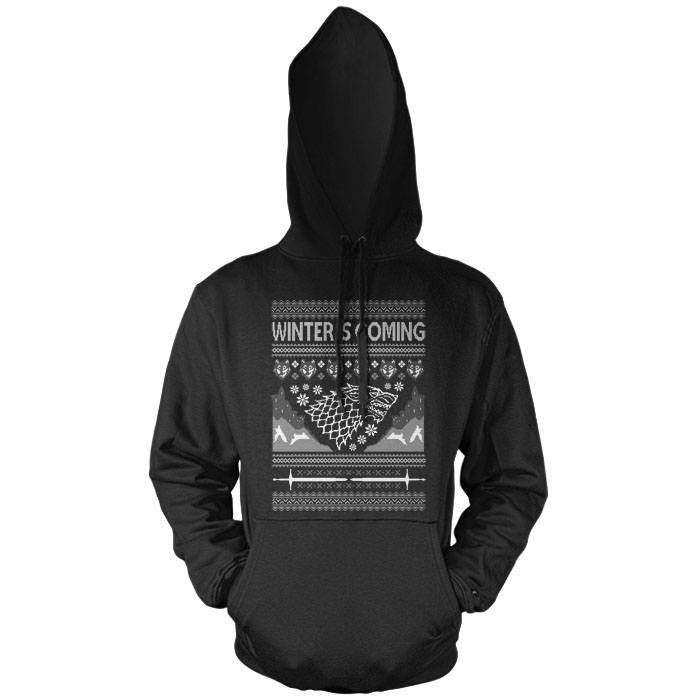Holidays are Coming - Pullover Hoodie