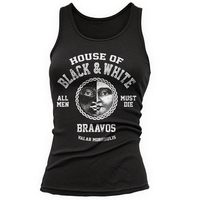 House of Black and White - Women's Tank Top