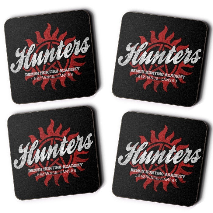 Hunter's Academy - Coasters