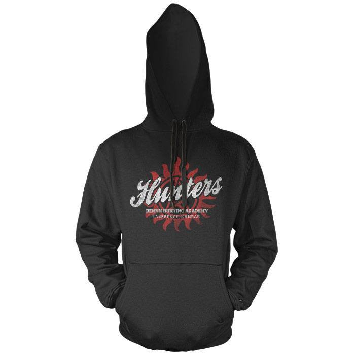 Hunter's Academy - Pullover Hoodie
