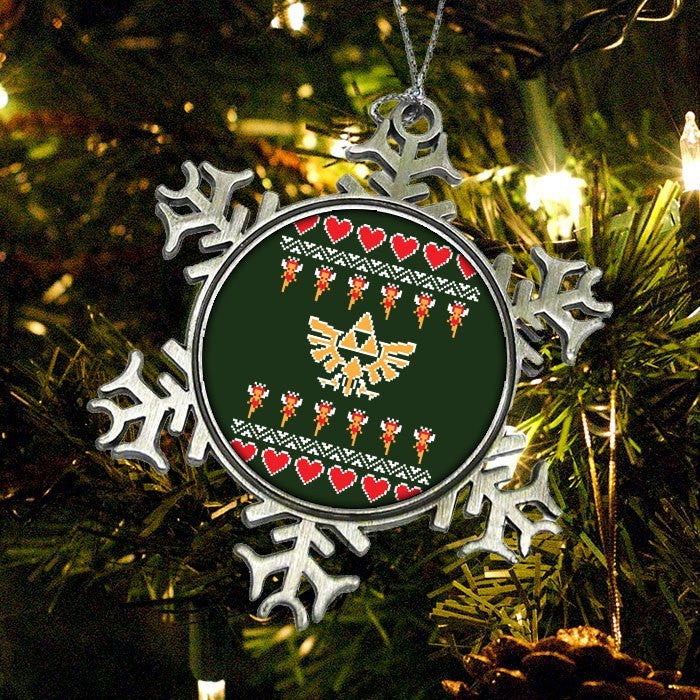 Hylian Holiday Sweater - Ornament