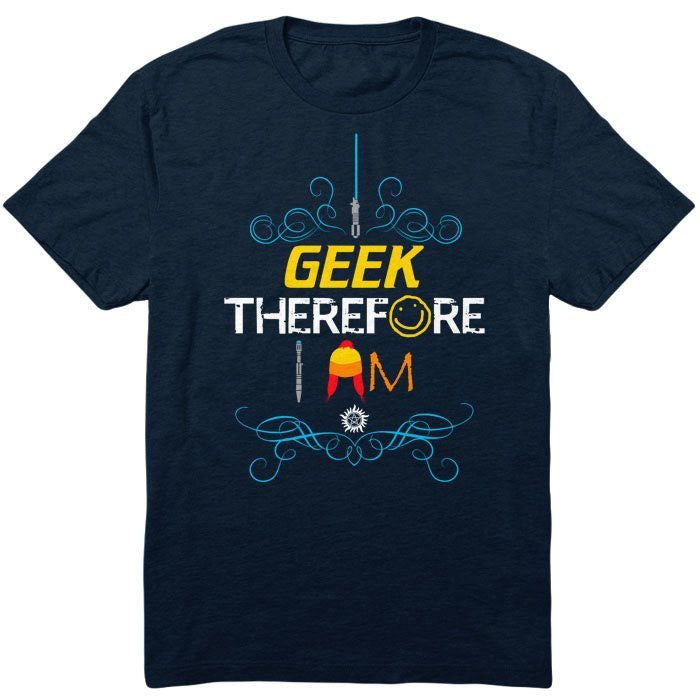 I Geek Too - Infant/Toddler T-Shirt