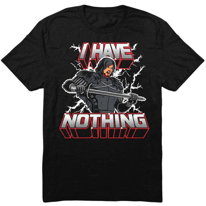 I Have Nothing - Youth T-Shirt