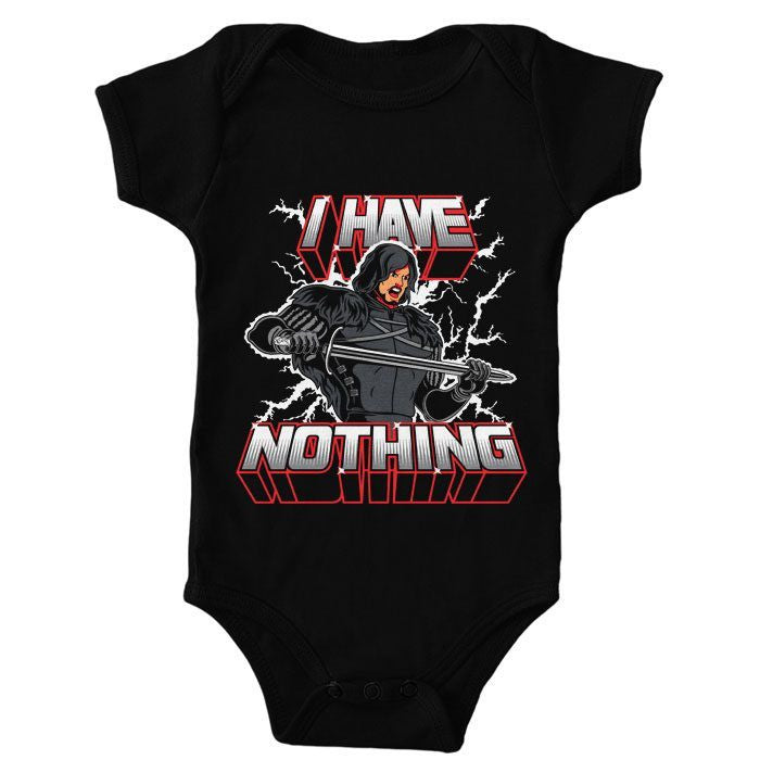 I Have Nothing - Onesie