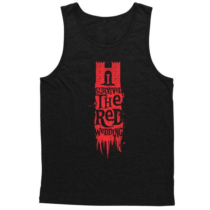 I Survived the Red Wedding - Men's Tank Top