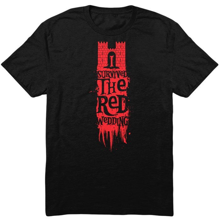I Survived the Red Wedding - Men's T-Shirt