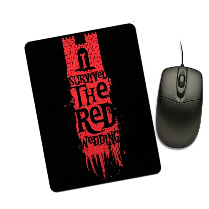 I Survived the Red Wedding - Mousepad
