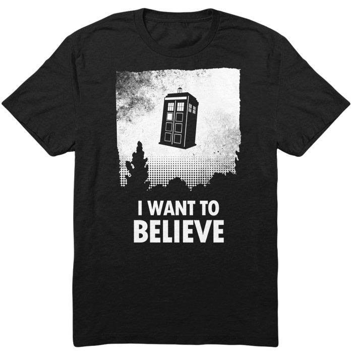 I Want to Believe - Youth T-Shirt
