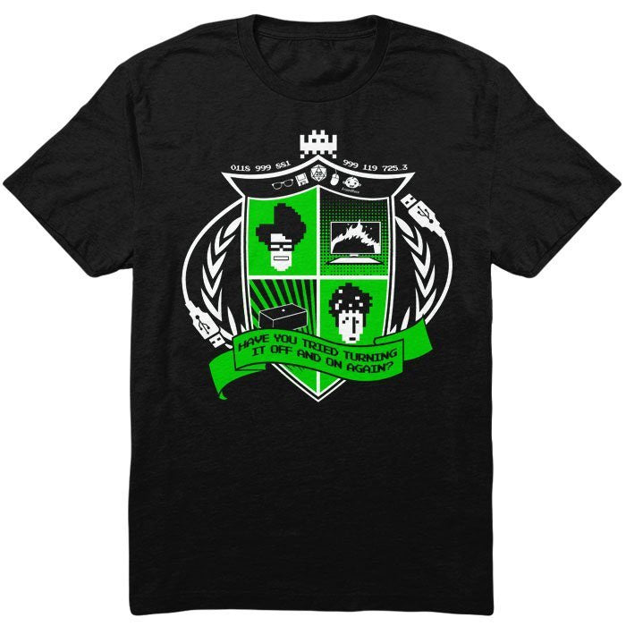 IT Crest - Youth T-Shirt