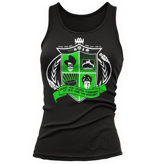 IT Crest - Women's Tank Top