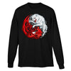 Ice and Fire - Long Sleeve T-Shirt (Unisex)