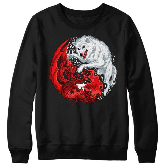 Ice and Fire - Sweatshirt