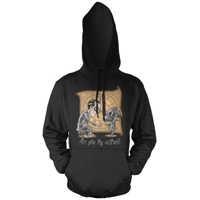 I'm Not Your Mummy - Pullover Hoodie