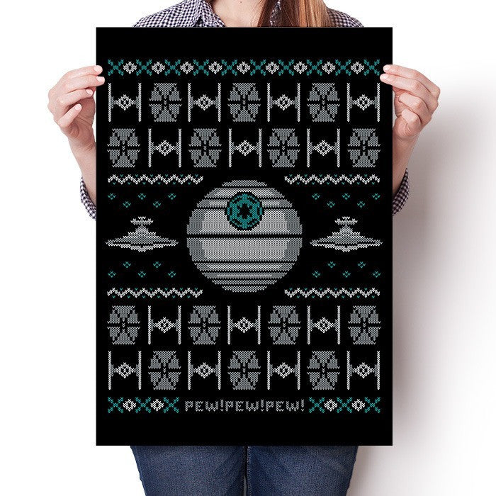 Imperial Sweater - Poster