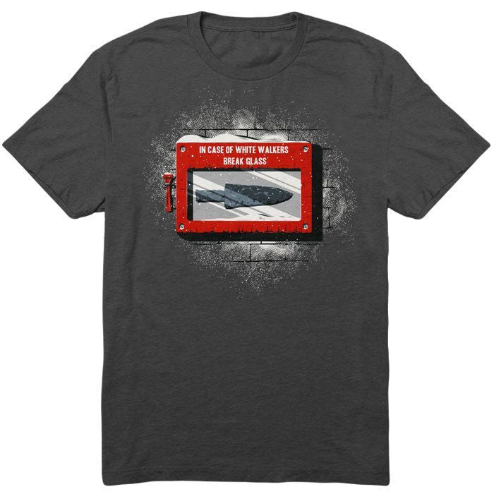 In Case of White Walkers - Youth T-Shirt
