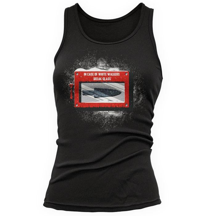In Case of White Walkers - Women's Tank Top