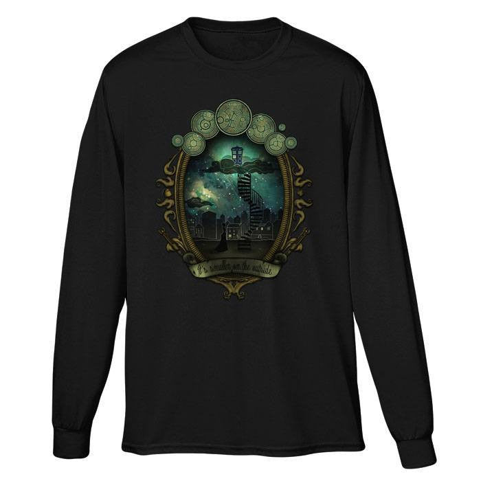 It's Smaller on the Outside - Long Sleeve T-Shirt (Unisex)