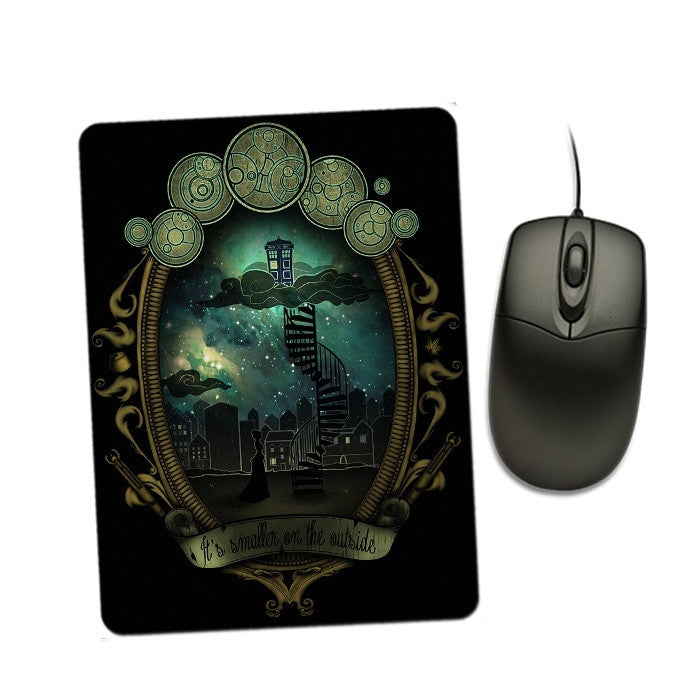 It's Smaller on the Outside - Mousepad