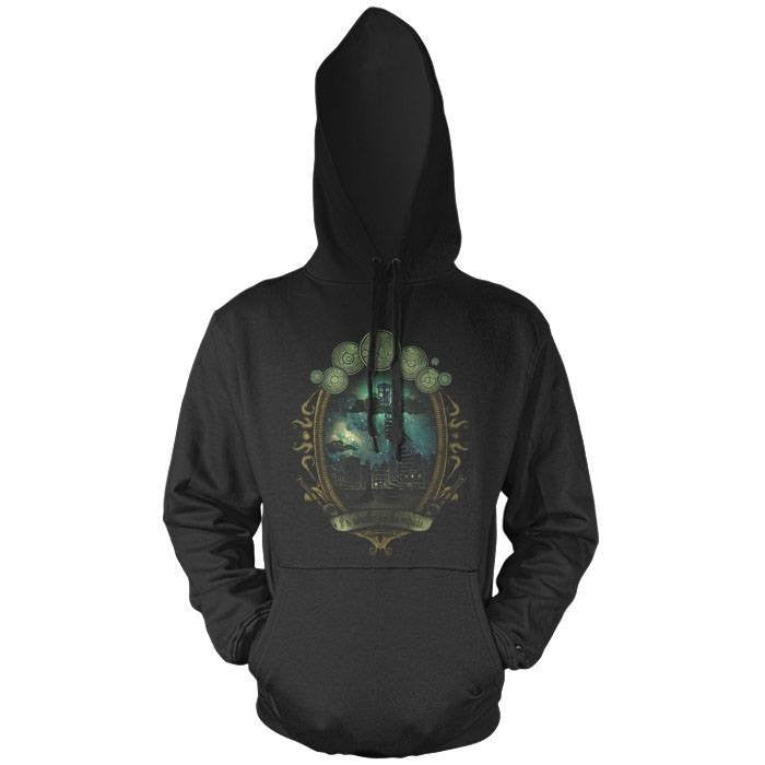 It's Smaller on the Outside - Pullover Hoodie