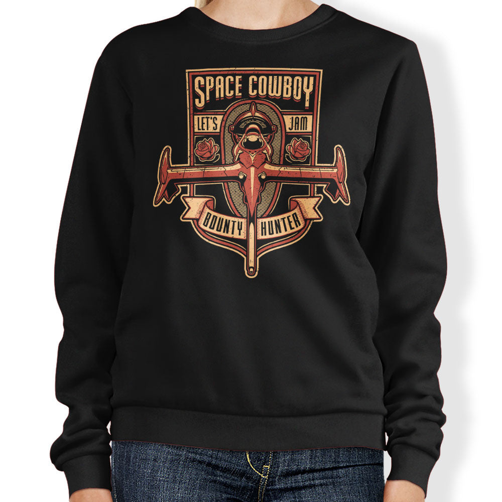 Just a Humble Bounty Hunter - Sweatshirt