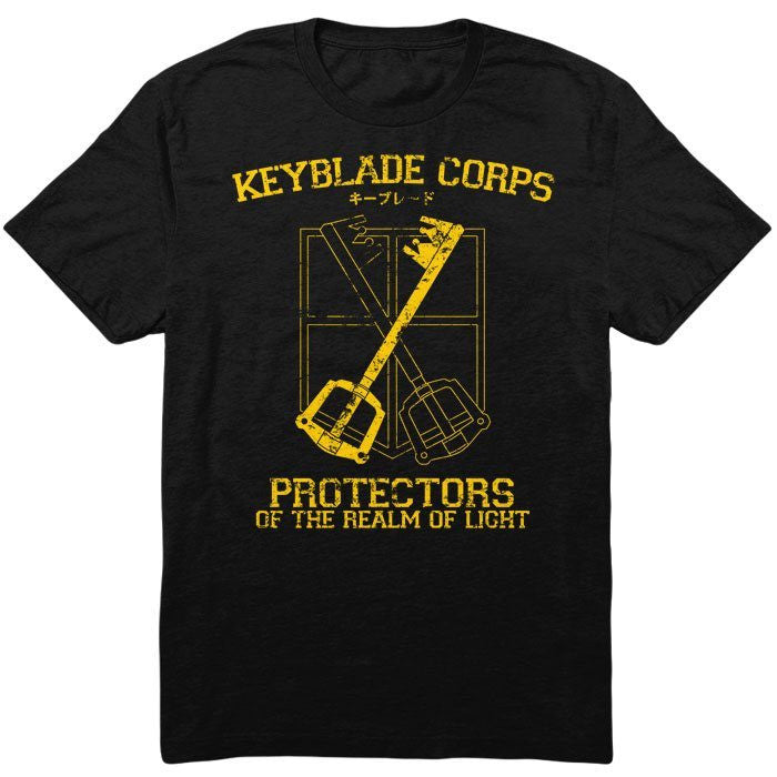 Keyblade Corps - Men's T-Shirt