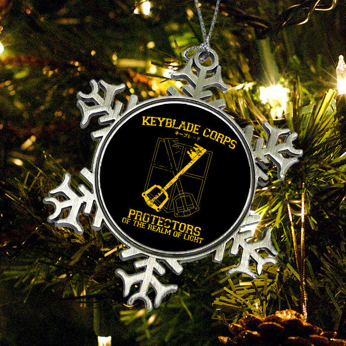 Keyblade Corps - Ornament