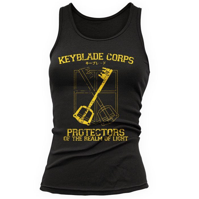 Keyblade Corps - Women's Tank Top